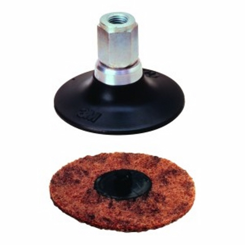 Wagner Brake Pads Review >> 3M - 07716 - Roloc Disc Pad Holder, 3 inch