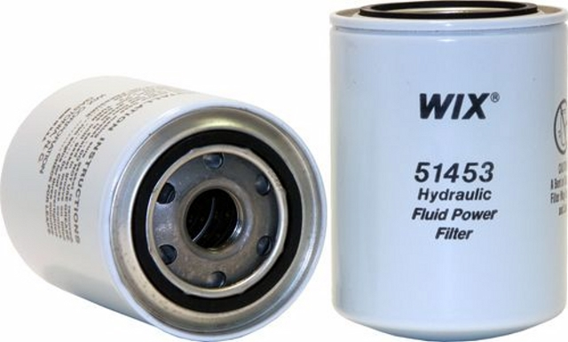 Wix Tractor Filters : Wix  spin on hydraulic filter